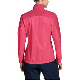 VAUDE Moab Ultralight II Jacket Women cranberry